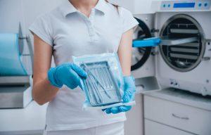 STERILIZAREA IN SIGURANTA Sterilizare Stomatologie R  mnicu S  rat Dr