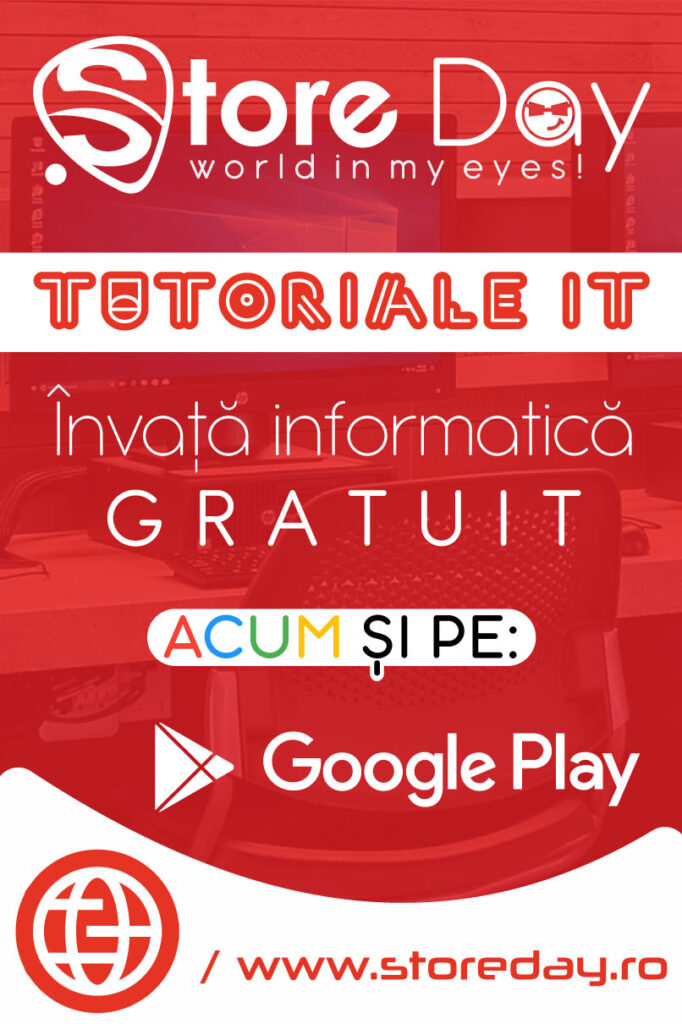storeday Tutoriale IT Informatica